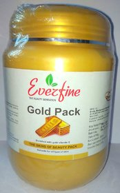 Everfine Gold Glowing Face Pack 900Ml