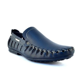 Zoot24 Men Black Slip on Sandals
