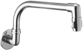SSS - Wall Mounted Sink Cock - Mouth Operated