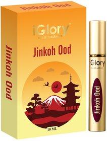 Mimosa Agarwood Oudh Roll On Perfume for Men Jinkoh OOD 10ML