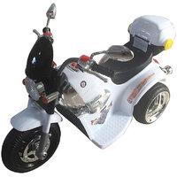 Bhuvid kids battery operated ride on BULLETT motor bike
