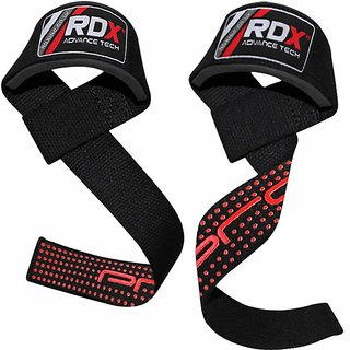 Rdx Gym Strap Gel Black