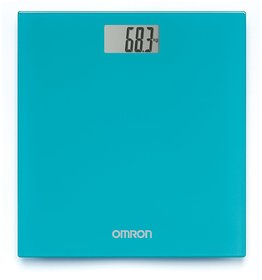 Digital Personal Body Weight Scale Lcd Blue