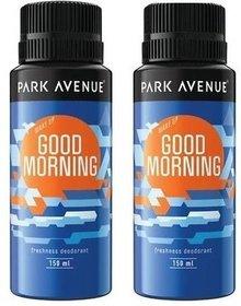 Park Avenue Good Morning Gift Set  Combo Set (Set of 2)