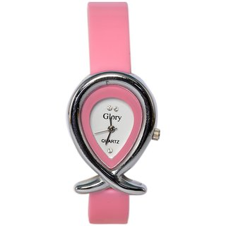 Glory watch for women - pink Fish