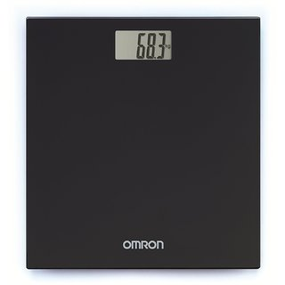 OMRON DIGITAL PERSONAL SCALE HN289EBK Midnight Black