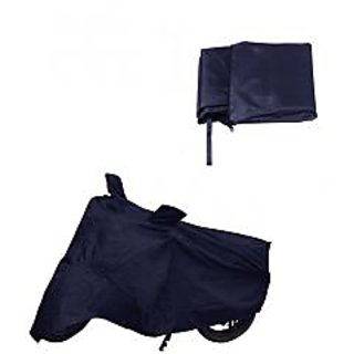 Bike Cover For TVS XL100 (Blue).