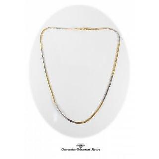 Guarantee Ornament House  Imitation Jewellery Designer Multicolour Fashion Necklace Chain GJ4