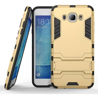 online store 84e52 d85bd Back Cover for Samsung Galaxy J2 -6 (New 2016 Edition) (Gold)