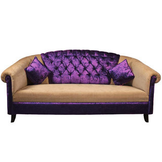Heritage Three Seater (Purple)