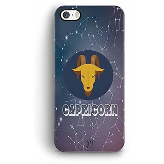 YuBingo Capricorn Designer Mobile Case Back Cover for Apple iPhone 5 / 5S / SE