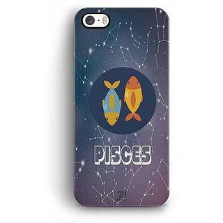 YuBingo Pisces Designer Mobile Case Back Cover for Apple iPhone 5 / 5S / SE