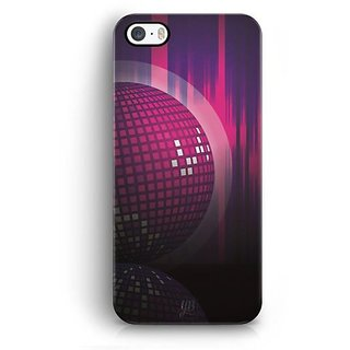 YuBingo Disco Background Designer Mobile Case Back Cover for Apple iPhone 5 / 5S / SE