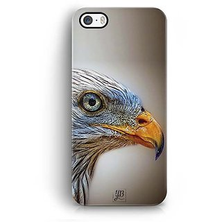 YuBingo Beautiful Bird Designer Mobile Case Back Cover for Apple iPhone 5 / 5S / SE