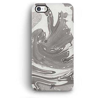 YuBingo Marble Finish (Plastic) Designer Mobile Case Back Cover for Apple iPhone 5 / 5S / SE