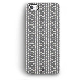 YuBingo Beads Designer Mobile Case Back Cover for Apple iPhone 5 / 5S / SE