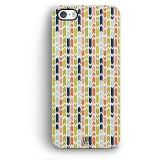 YuBingo Arrows  Designer Mobile Case Back Cover for Apple iPhone 5 / 5S / SE