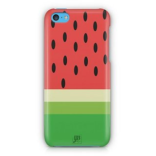 YuBingo Watermelon Designer Mobile Case Back Cover for Apple iPhone 5C