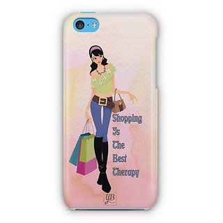 YuBingo Shopping is the Best Therapy Designer Mobile Case Back Cover for Apple iPhone 5C
