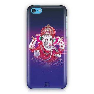 YuBingo Ganpati Bappa Designer Mobile Case Back Cover for Apple iPhone 5C