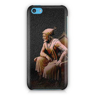 YuBingo Shivaji Photo Designer Mobile Case Back Cover for Apple iPhone 5C