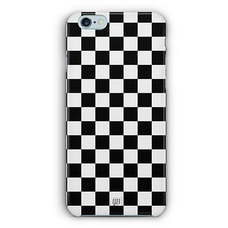 YuBingo Chess Pattern Designer Mobile Case Back Cover for Apple iPhone 6 / 6S