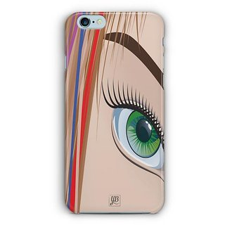 YuBingo Look at my Eye Designer Mobile Case Back Cover for Apple iPhone 6 / 6S