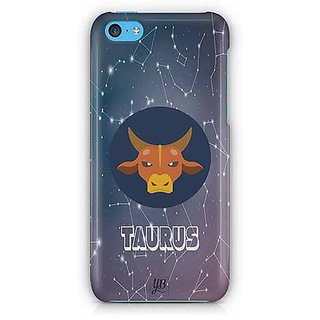 YuBingo Taurus Designer Mobile Case Back Cover for Apple iPhone 5C