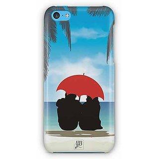YuBingo At the Beach Designer Mobile Case Back Cover for Apple iPhone 5C