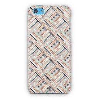 YuBingo Funky Pattern Designer Mobile Case Back Cover for Apple iPhone 5C