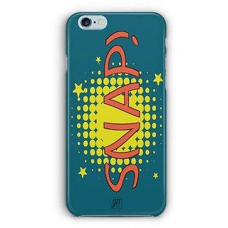 YuBingo Snap! Designer Mobile Case Back Cover for Apple iPhone 6 / 6S