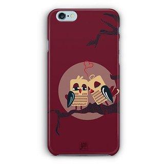 YuBingo Love Birds Designer Mobile Case Back Cover for Apple iPhone 6 / 6S