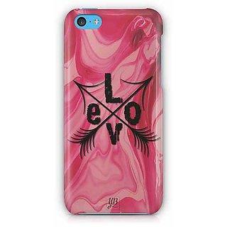 YuBingo Love  Designer Mobile Case Back Cover for Apple iPhone 5C