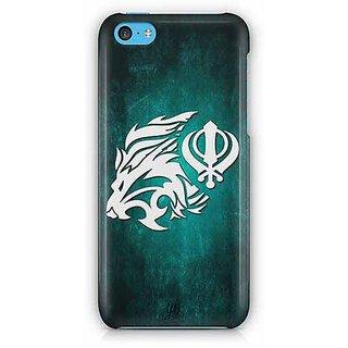 YuBingo Shera di Kaum Designer Mobile Case Back Cover for Apple iPhone 5C