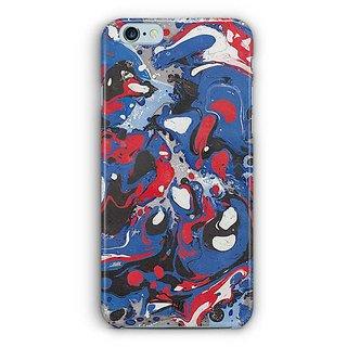 YuBingo Marble Finish (Plastic) Designer Mobile Case Back Cover for Apple iPhone 6 / 6S