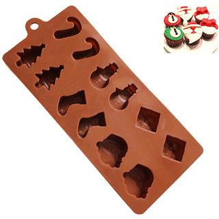 Futaba Christmas Theme Characters Chocolate Mold