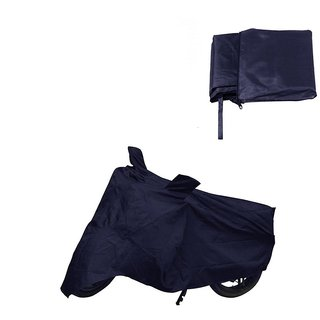 Bike Cover For Heavy Duty Super XL (Blue)