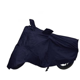 Bike Cover For TVS XL Super (Blue)