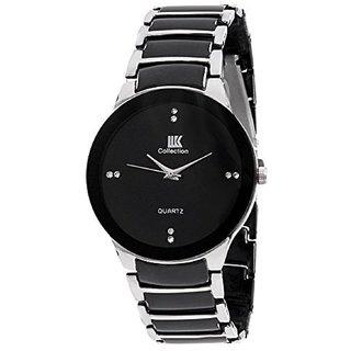 iik Wome SliverBlack watches by  Savan Retails