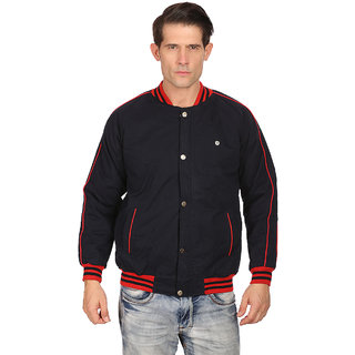 Neva Navy Long Sleeve Jacket For Men