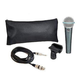 Beta-58 Dynamic Vocal Microphone
