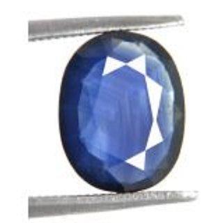 Om gyatri 5.25 Ratti Blue sapphire neelam