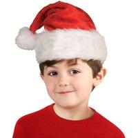 Santa Claus Cap for Kids - Pack of 2