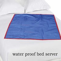 Deal Wala Pack Of 2 Water Proof Bed Server