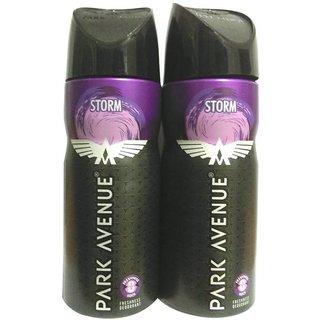 Park Avenue Storm Body Spray - For Boys, Men (300 ml)