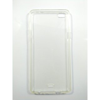 Micromax Q450 Ultra Thin Transparent Back Cover