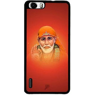 YuBingo Jai Sai Baba Designer Mobile Case Back Cover for Huawei Honor 6