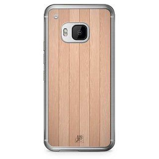 YuBingo Wood Finish (Plastic) Designer Mobile Case Back Cover for HTC One M9