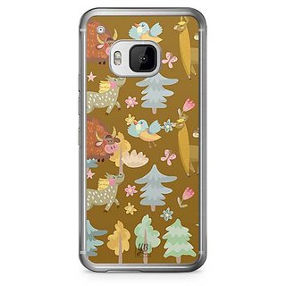 YuBingo Animals and Birds Designer Mobile Case Back Cover for HTC One M9