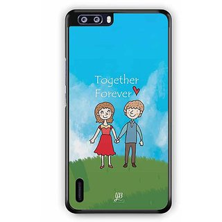 YuBingo Together, Forever Designer Mobile Case Back Cover for Huawei Honor 6 Plus